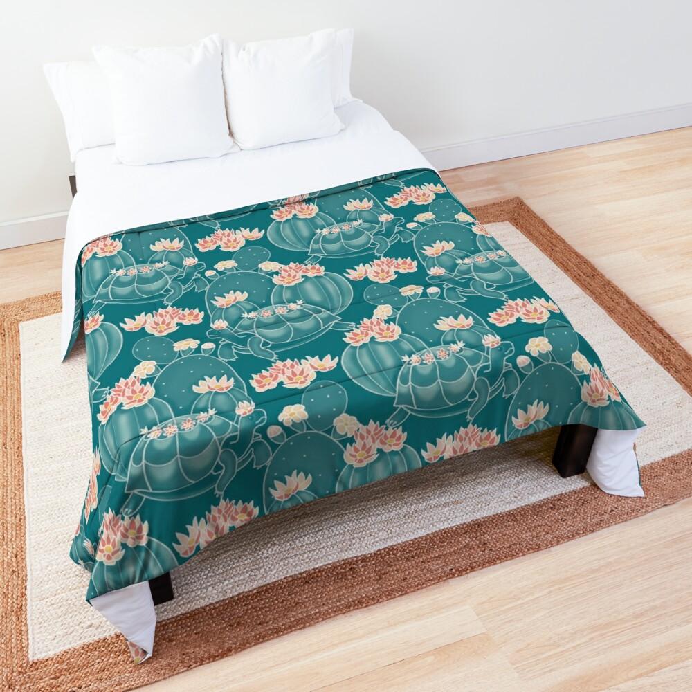 Find a tortoise  Comforter