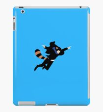The Reichenbach Raccoon iPad Case/Skin