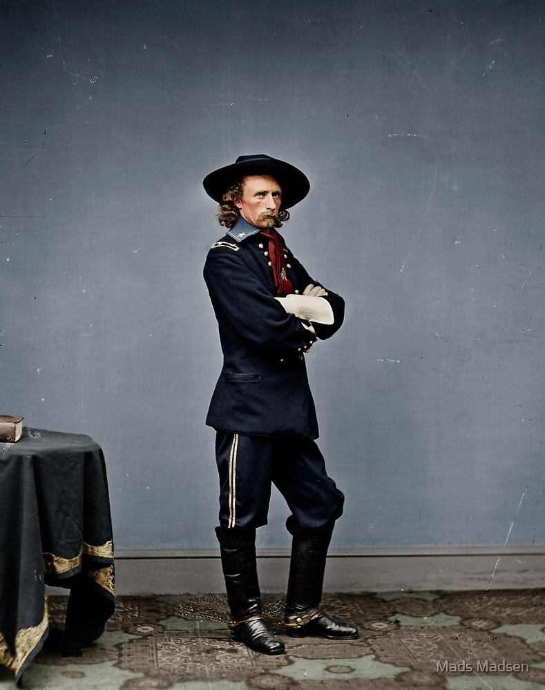 Image result for general Custer