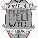 Someone Please Help Will Graham by deerlet