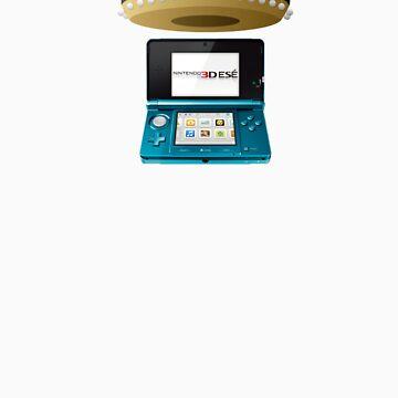 Nintendo 3D Ese by VladTeppi