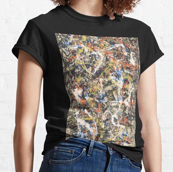 Jackson Pollack - Convergence  Classic T-Shirt