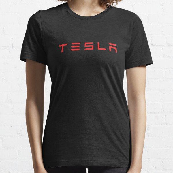 BEST SELLER - Tesla Merchandise Essential T-Shirt