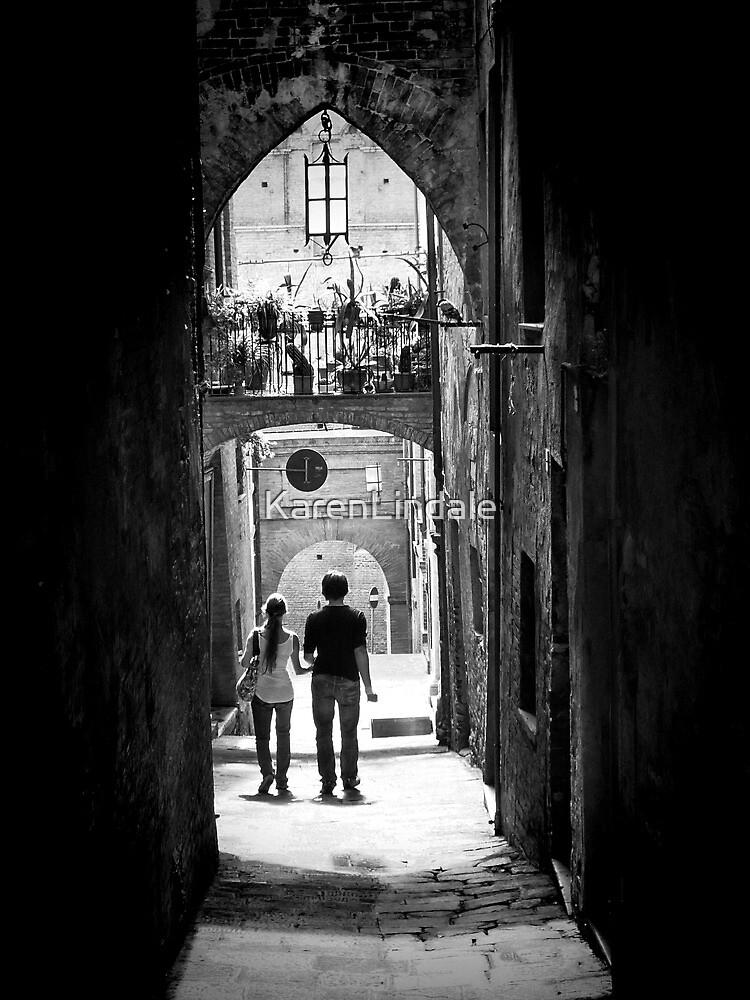 Lovers Lane by KarenLindale