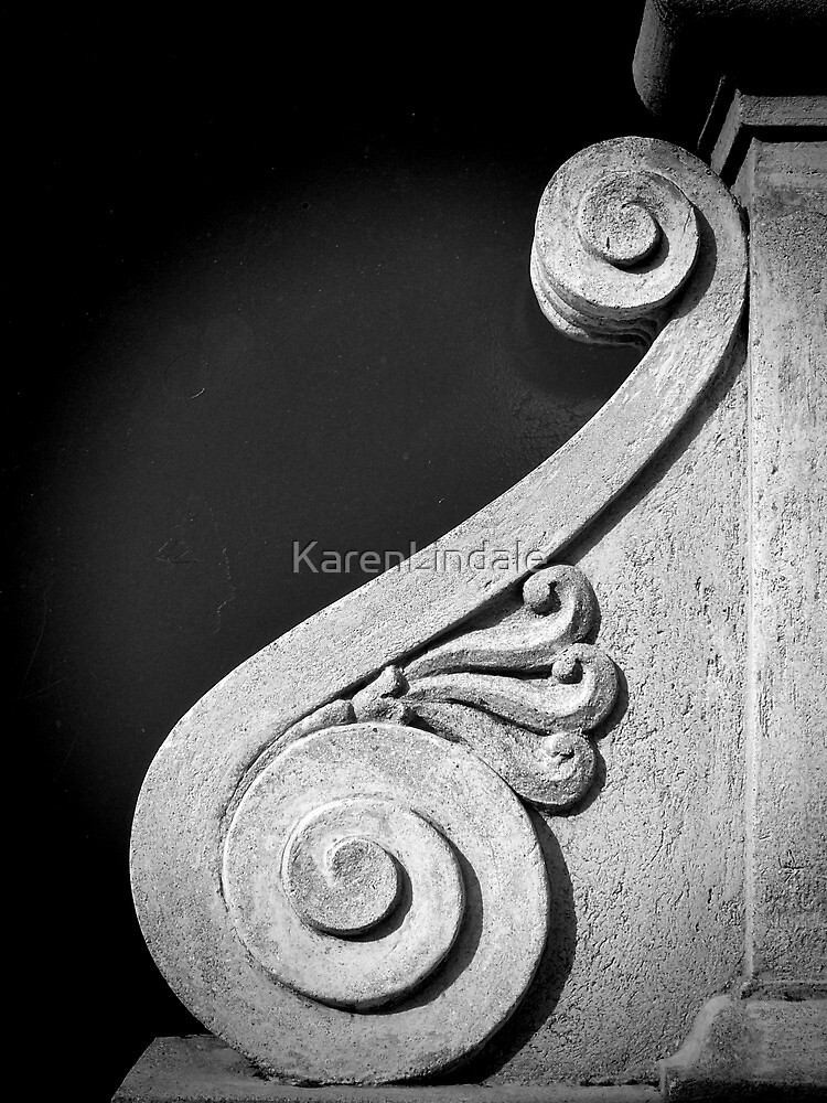 The Scroll by KarenLindale