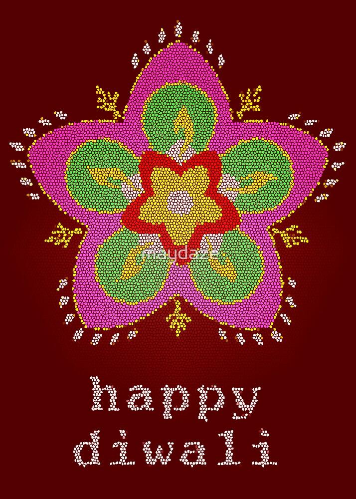 happy diwali by maydaze