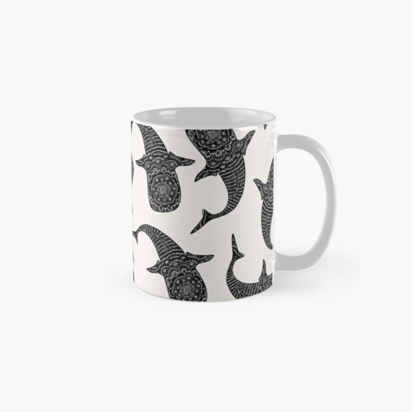 Marokintana - Whale Shark II Classic Mug