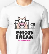 My Office Break - Toilet App T-Shirt