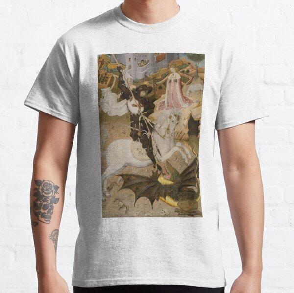 Bernat Martorell - San Jorge y el Dragón Camiseta clásica