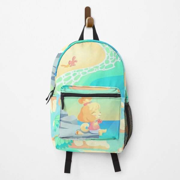 Animal Crossing New Horisons - Isabelle Relaxing Artwork Backpack