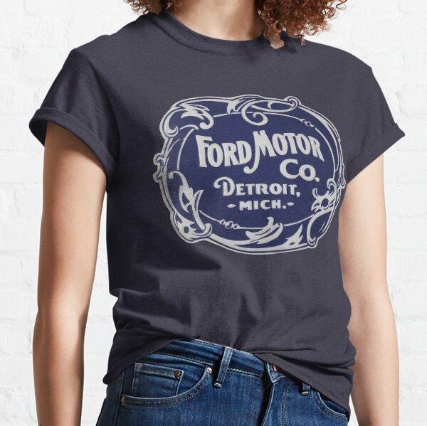 Original Ford Motor Co Logo Classic T-Shirt