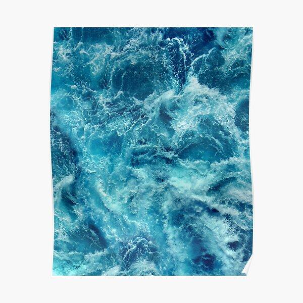 Ocean is shaking Poster