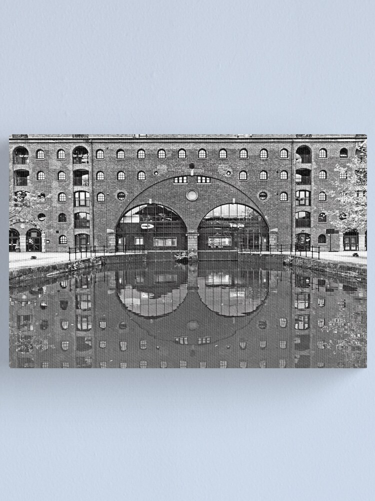 Alternate view of Manchester's Industrial Architecture  Canvas Print