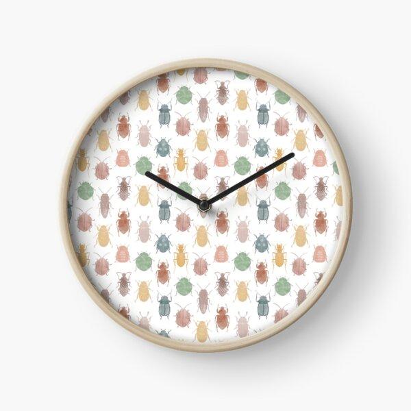 La vie de bug Horloge