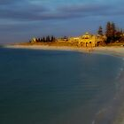 Sunset At Cottesloe Beach by Peter Evans