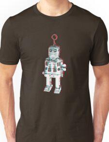 Robot 3D Unisex T-Shirt