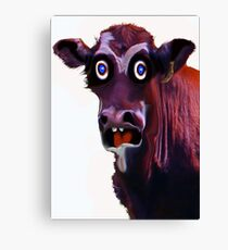 BUTCHER TWO Canvas Print