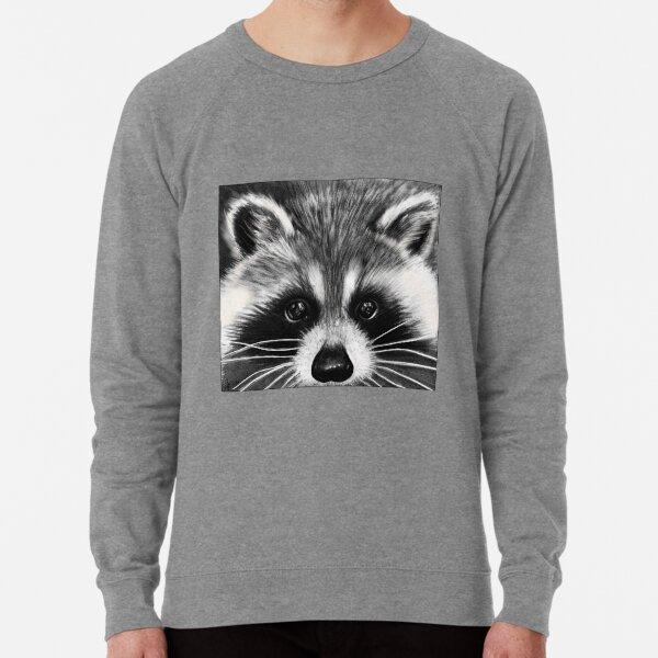 Raccoon Lightweight Sweatshirt