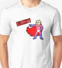 Karl Pilkington is Bullshit Man Unisex T-Shirt