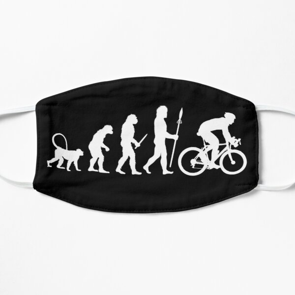 Evolution of a Cyclist Flat Mask