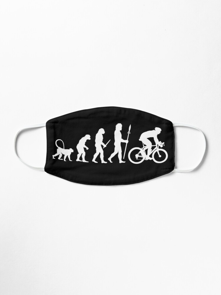 Alternate view of Evolution of a Cyclist Mask