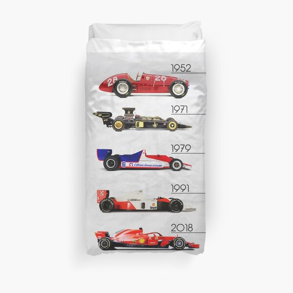 F1 Evo Housse de couette