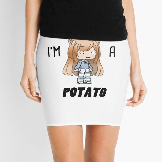 Potato Gacha Mini Skirt