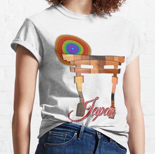 Japanese Torii Gate Classic T-Shirt