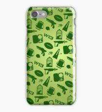 Warehouse 13 Case (Green) iPhone Case/Skin