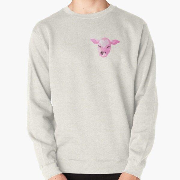 Lil' strawberry cow  Pullover Sweatshirt