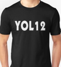 You only live 12 times T-Shirt