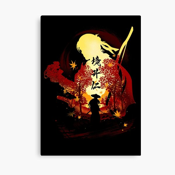 New Ghost Canvas Print