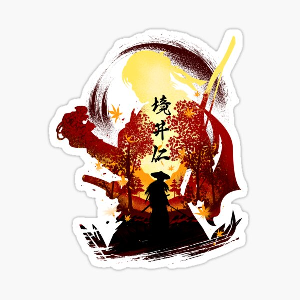 New Ghost Sticker