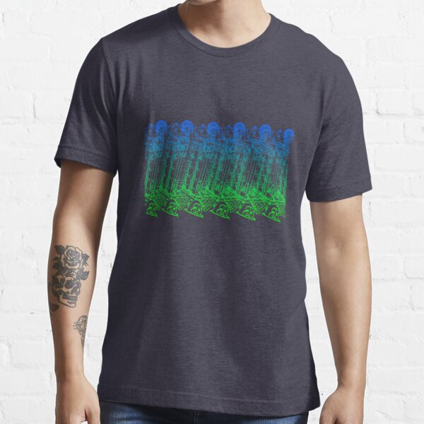 Stereographic who Essential T-Shirt