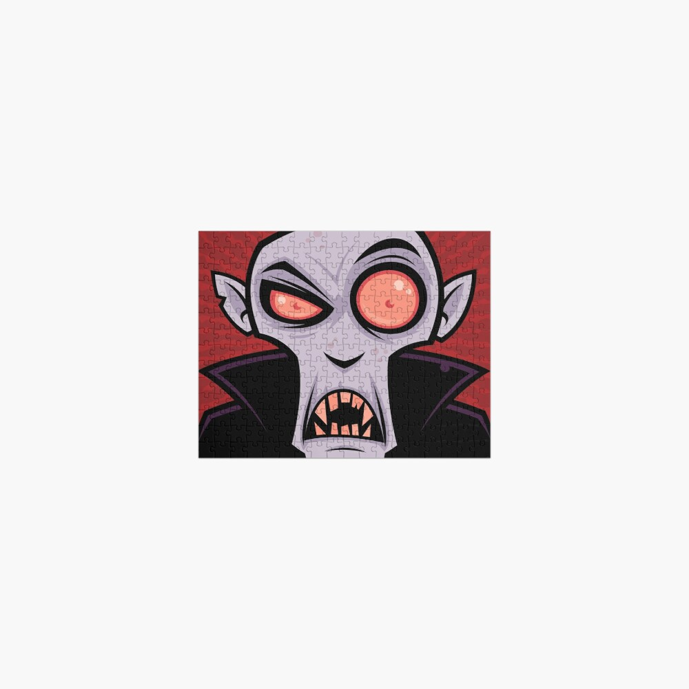 Count Dracula Jigsaw Puzzle