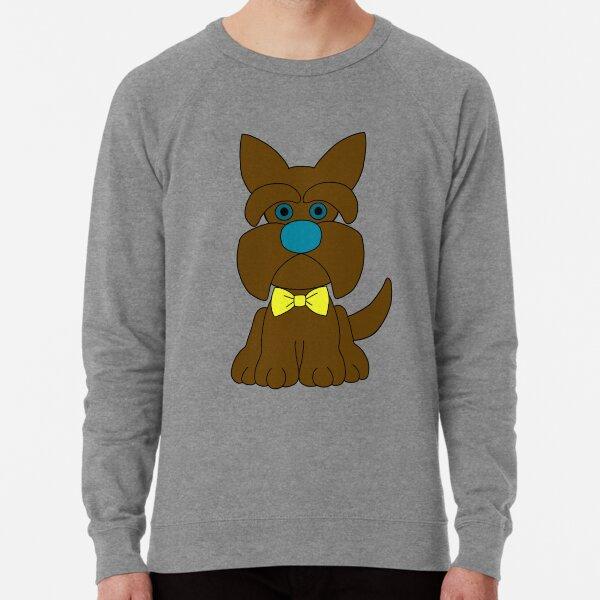 Dougal MacWouf, brown version Lightweight Sweatshirt