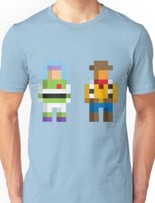 Retro Toy Story Unisex T-Shirt