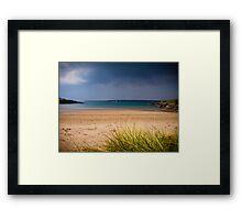 West Angle Bay Framed Print