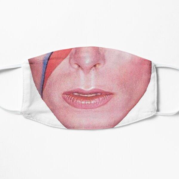 David Bowie Face Flat Mask
