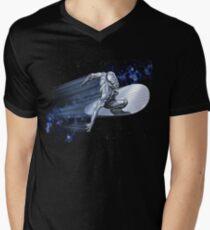 Silver Surfer Men's V-Neck T-Shirt