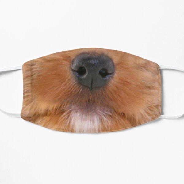 Cockapoo Gesichtsmaske Flache Maske
