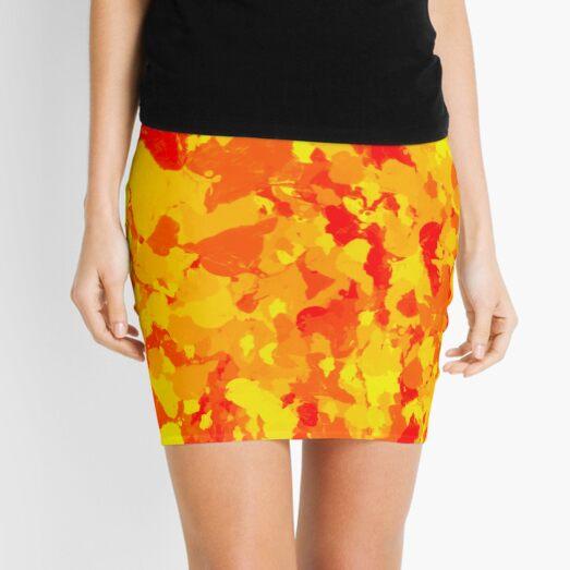 Magma Mini Skirt