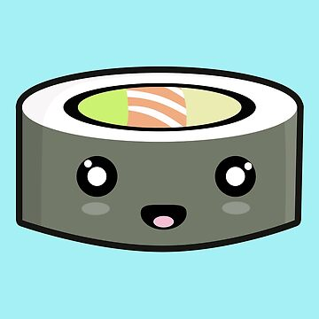 Kawaii Sushi by NirPerel