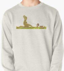 Dinosaur Bathtime Pullover