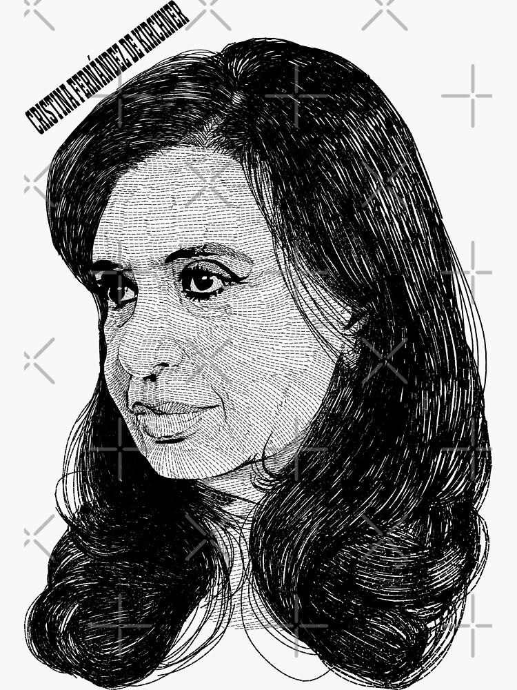 Cristina Fernández de Kirchner by barmalisiRTB