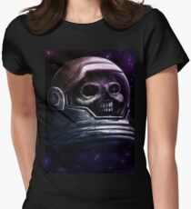 Lost in space Women's Fitted T-Shirt