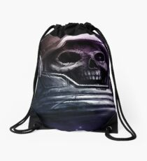Lost in space Drawstring Bag