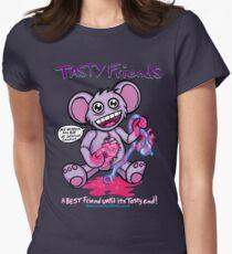 Tasty Friends Women's Fitted T-Shirt