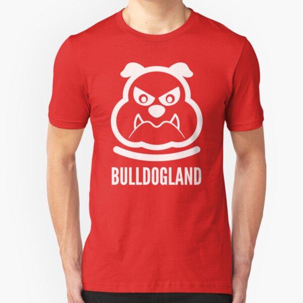 Bulldogland Slim Fit T-Shirt