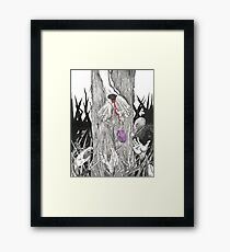 The Crucifixion Of Christ Framed Print